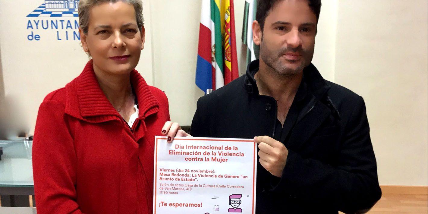 C's Linares reivindica el Día Internacional Contra la Violencia de Género con una mesa redonda el próximo viernes