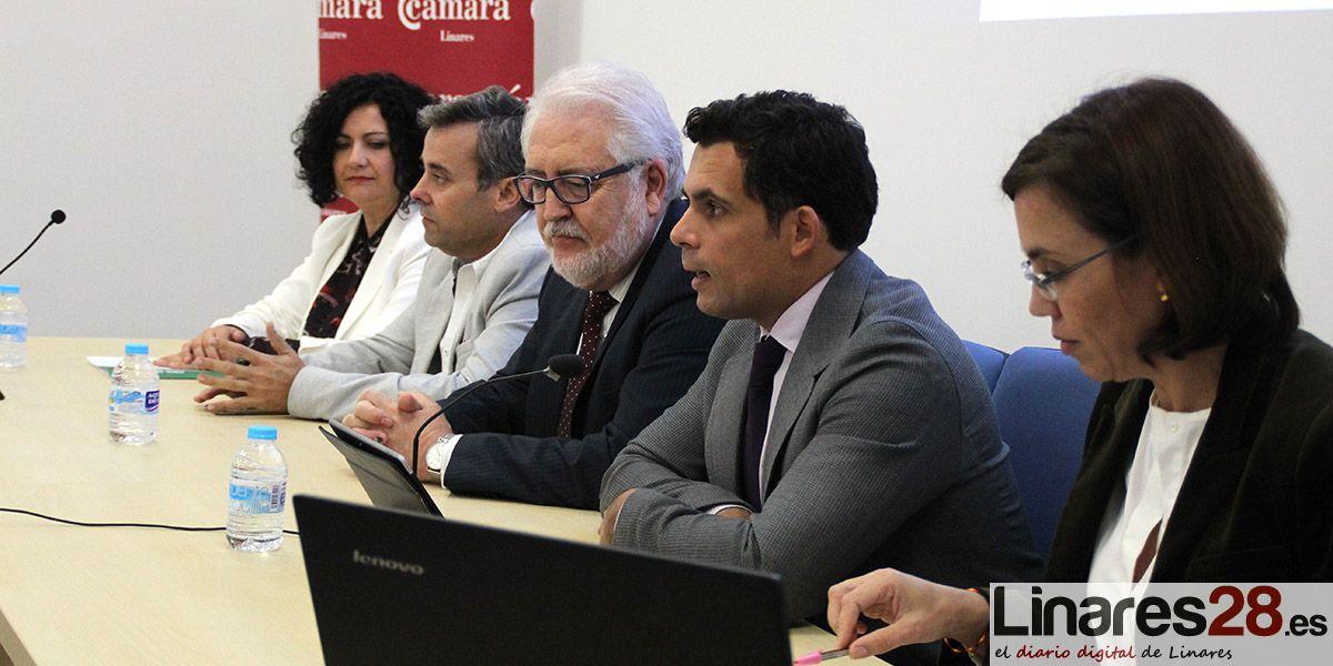 Presentan en Linares ayudas para la modernización y expansión de comercios