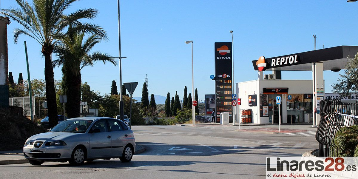 Izquierda Unida propone el desdoblamiento del acceso a Linares desde Jabalquinto