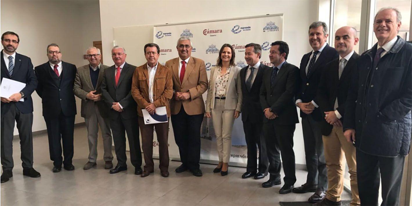 El Centro Tecnológico catalán Leitat se instalará en Linares para desarrollar un proyecto singular