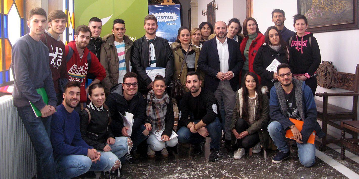 Orientación laboral para alumnos linarenses del proyecto Jaén+