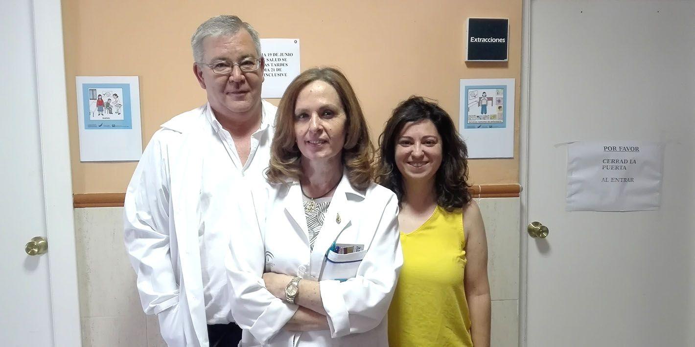 El centro de salud 'Los Marqueses de Linares' ayuda a las personas con autismo para acceder y hacer uso de sus servicios