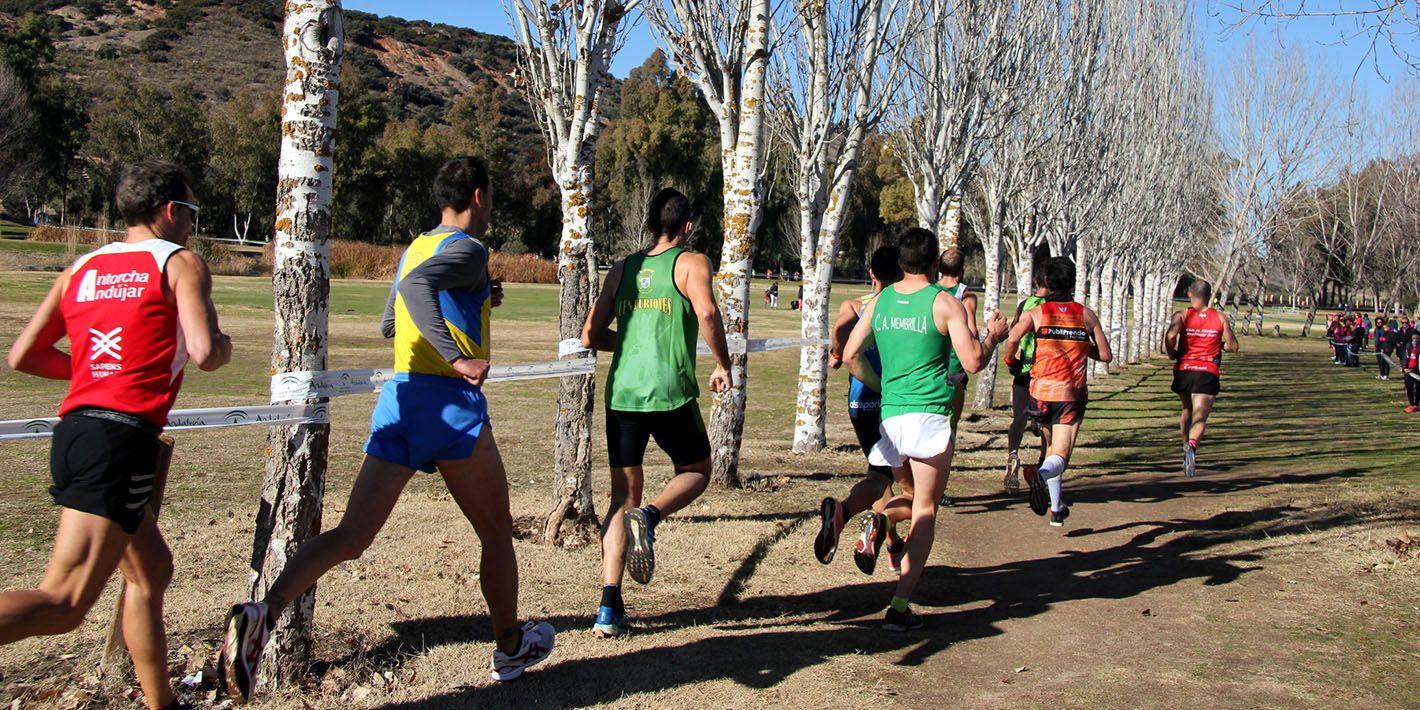 Lola Chiclana y Álvaro Aranda vencedores en categoría absoluta del XVIII Campo a Través La Garza en Linares