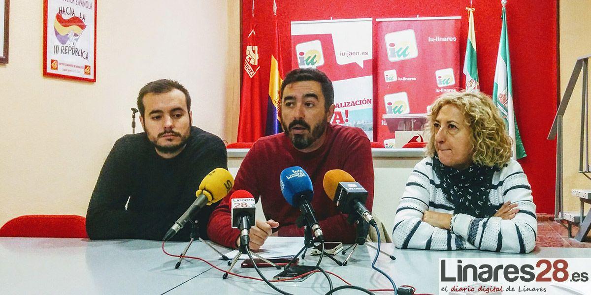 Viaje a Bruselas para trasladar la problemática situación de Linares