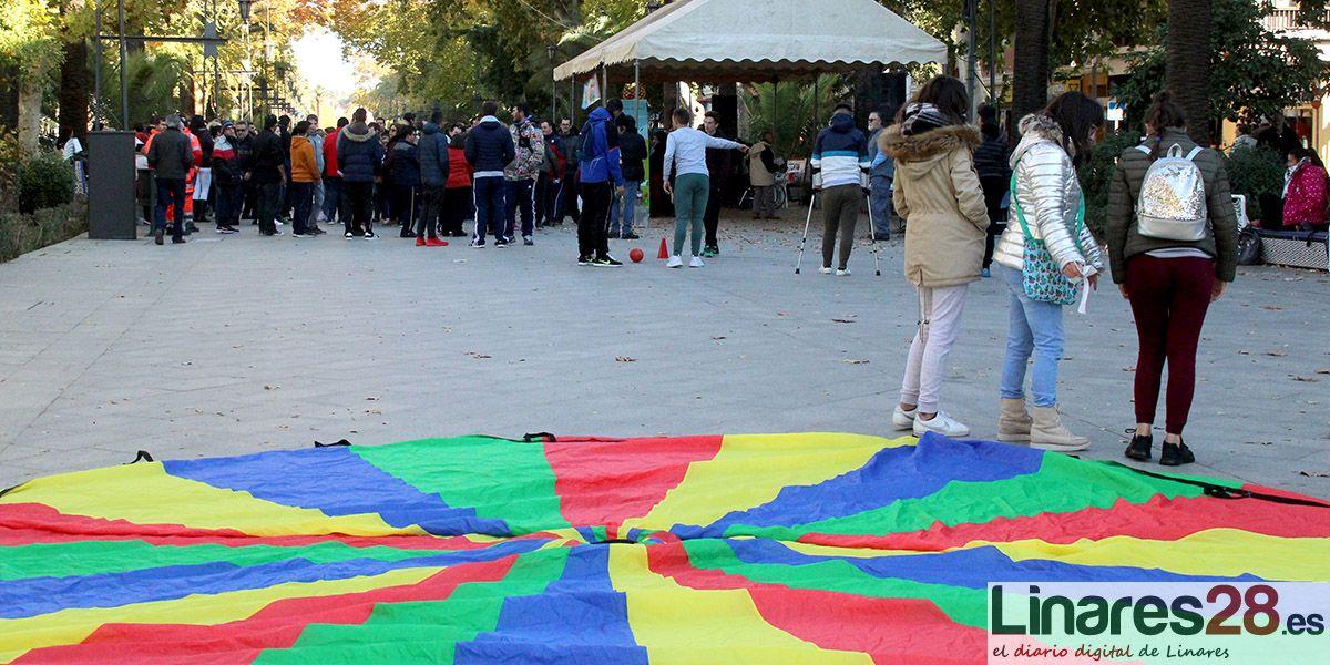 Linares conmemora el Día Internacional de la Discapacidad