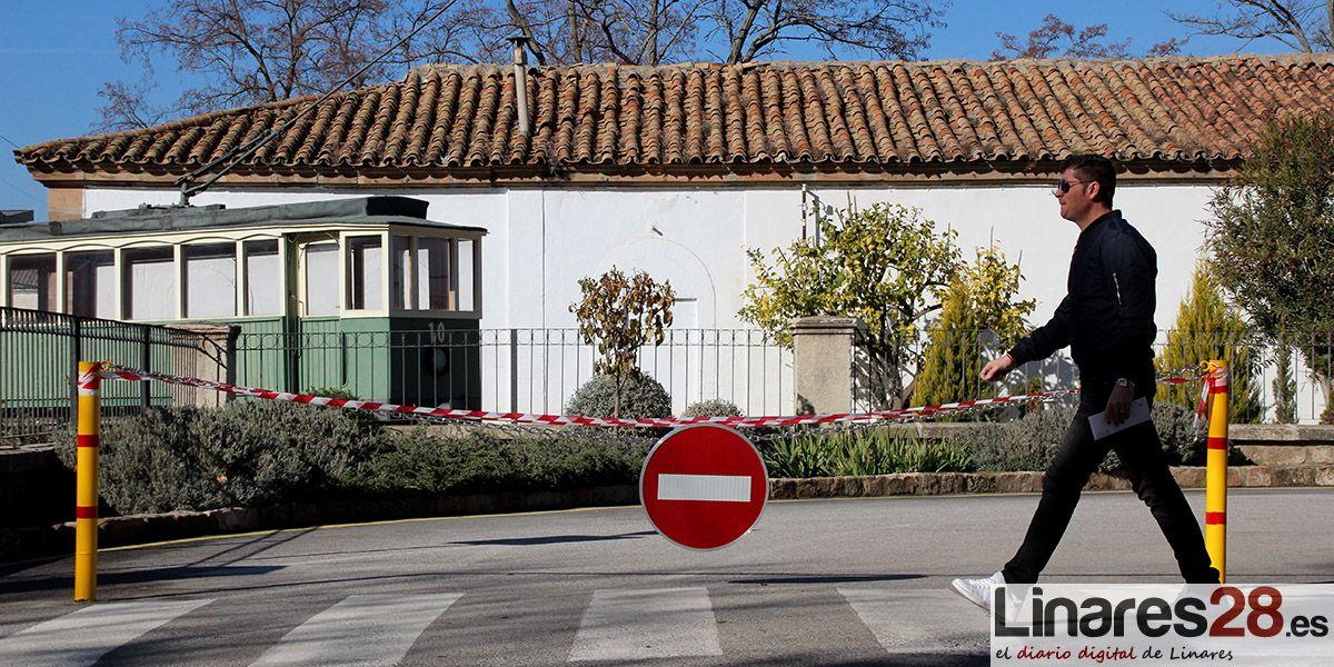 Cierran el acceso al solar de la Estación de Madrid desde el Paseo