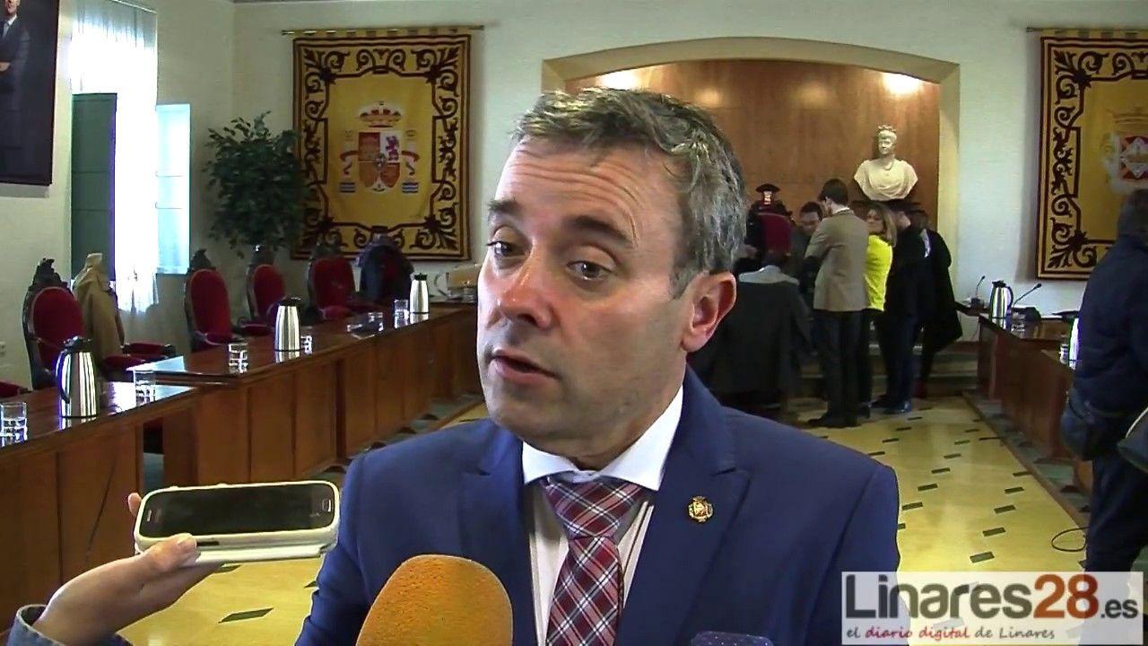 Linares aprueba su presupuesto para 2018