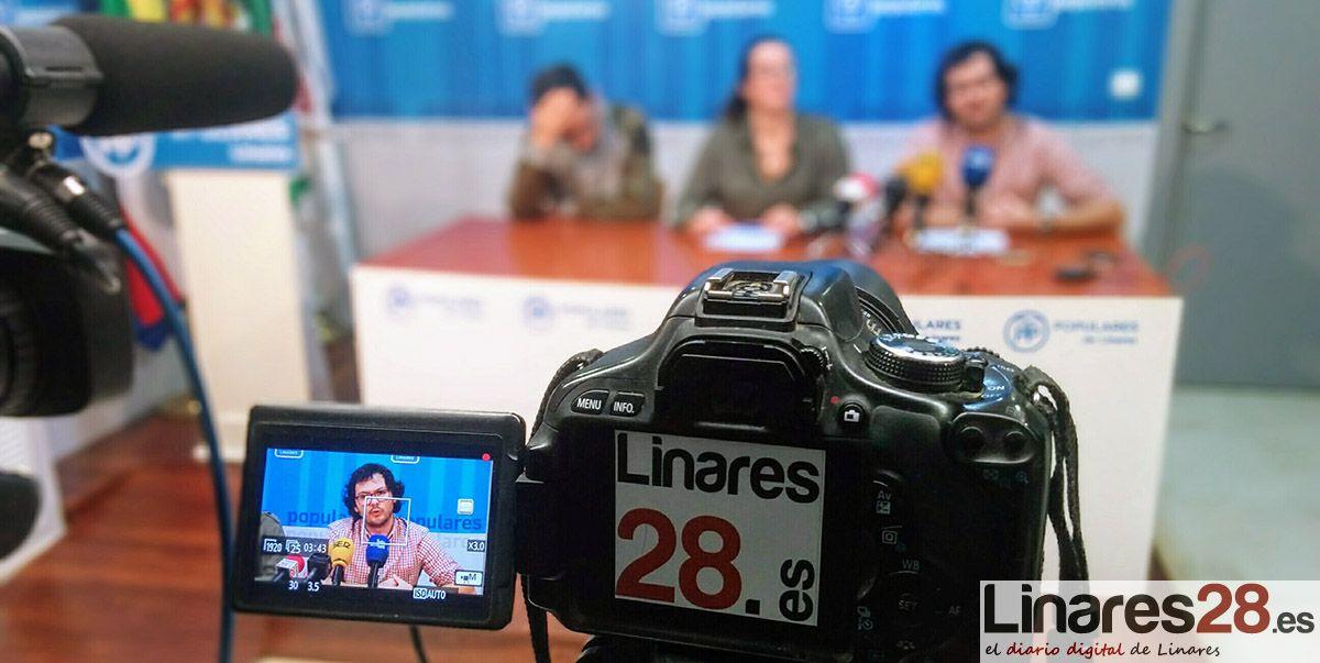 NNGG exige a Susana Díaz que no dé la espalda a los jóvenes de Linares
