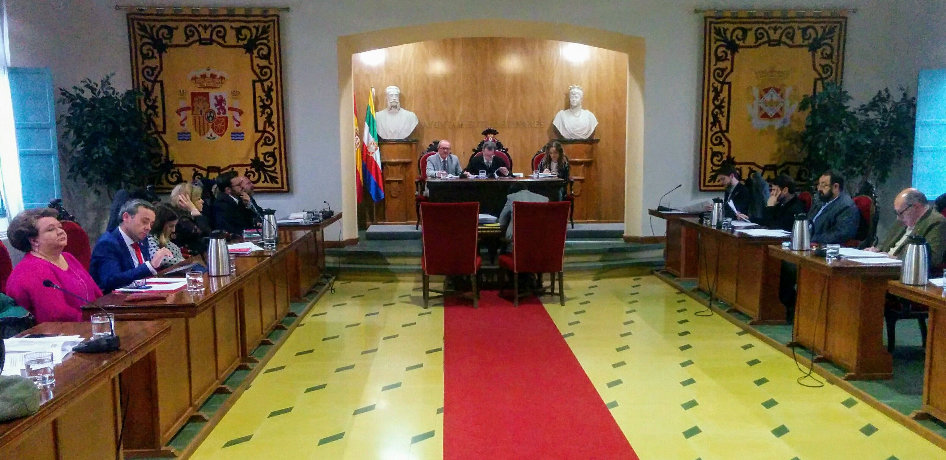 DIRECTO | Comienza un Pleno crucial en la Estación de Madrid