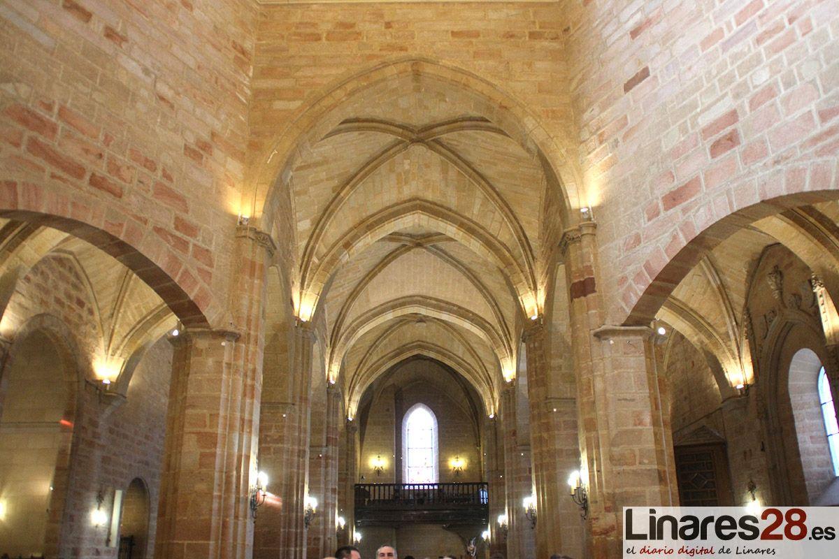 La Basílica de Santa María La Mayor uno de los 'Tres Templos para la Música'