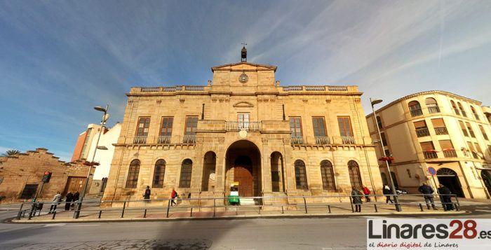 Palacio Municipal de Linares