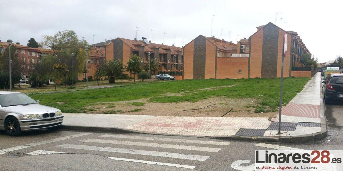 La zona del Camino de Úbeda albergará el primer parque canino de Linares