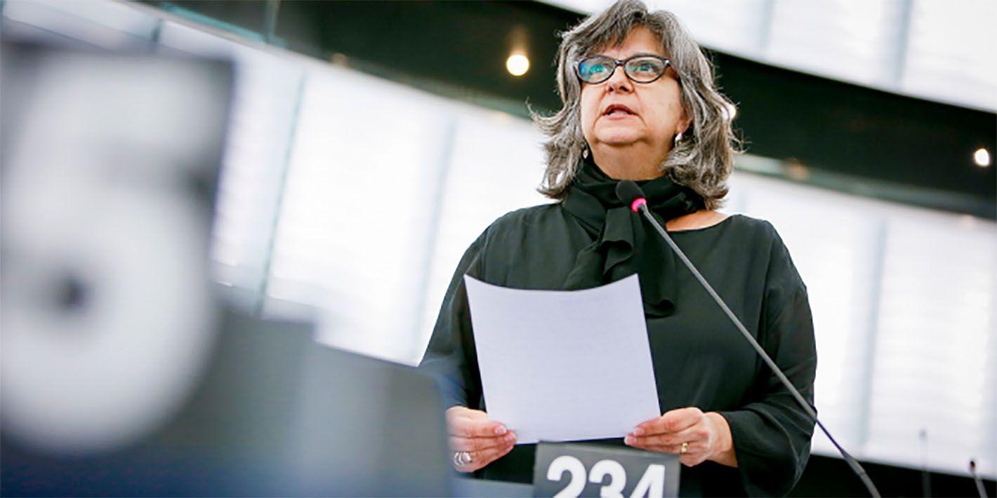 IU pide en el Parlamento Europeo que dedique fondos a promover un cambio de modelo productivo que genere empleo en la comarca de Linares