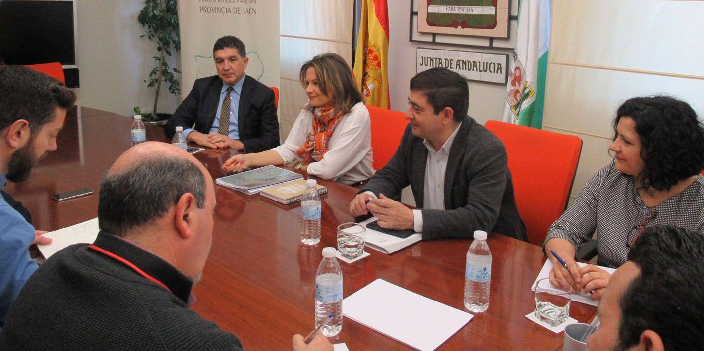 """Una ITI provincial con una """"especial atención"""" a Linares"""