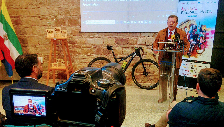 DIRECTO | Presentación Andalucía Bike Race