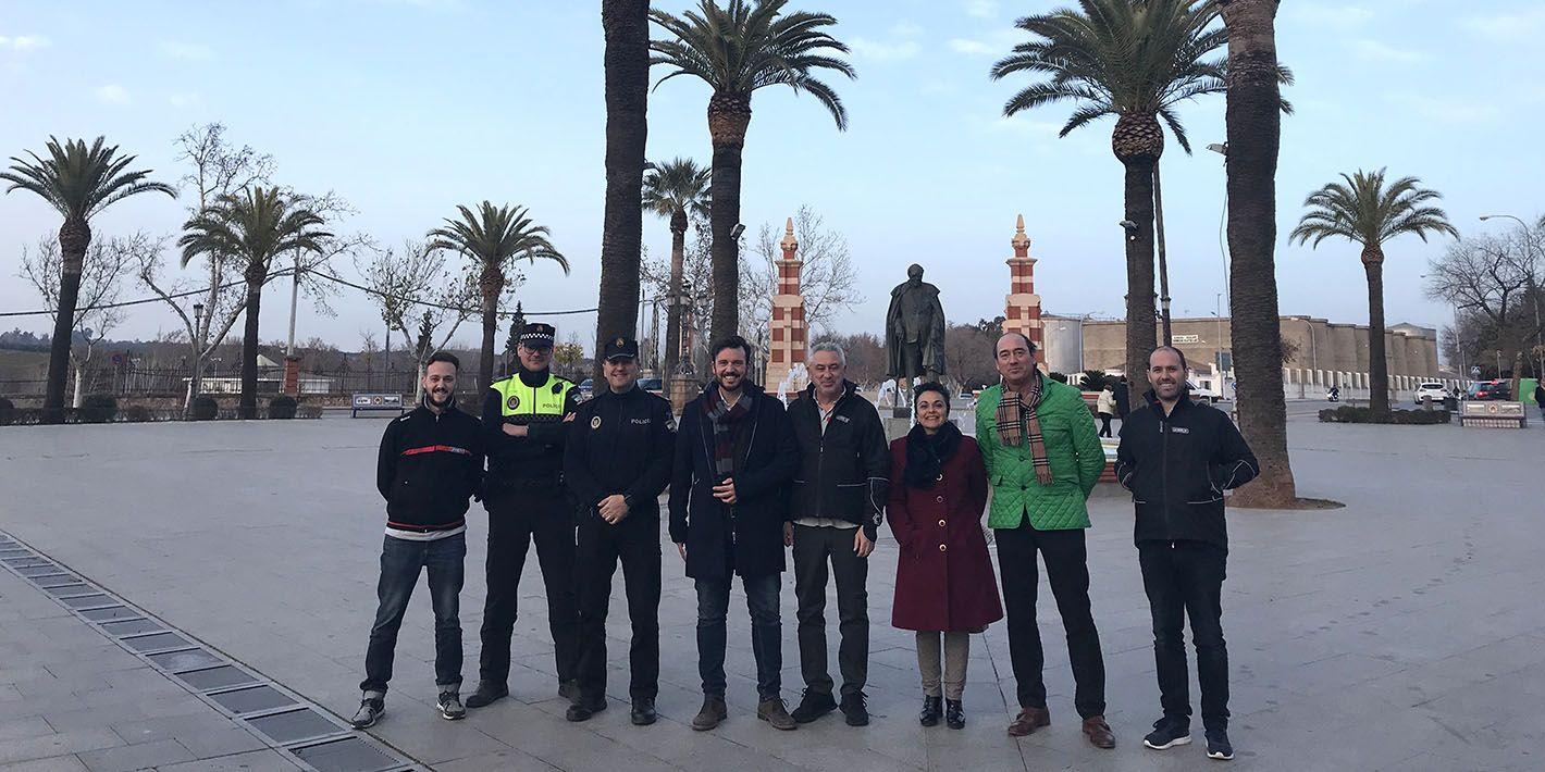 El Paseo de Linarejos se concreta como punto de salida para la 8ª etapa de La Vuelta 2018