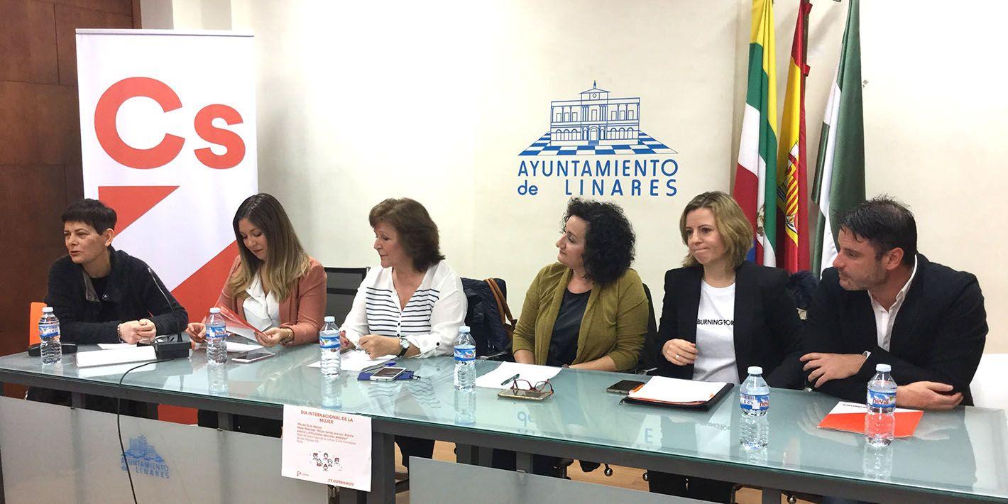 Ciudadanos pone sus medidas sobre la mesa para acabar con la brecha salarial y las dificultades laborales de las mujeres