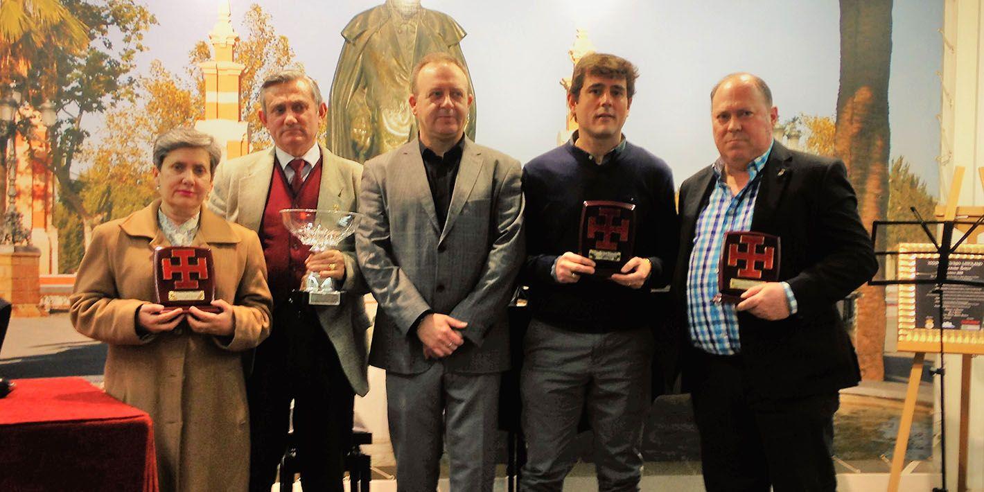 Entregados los premios de la XXXIV edición del Concurso Literario 'Mi Semana Santa'