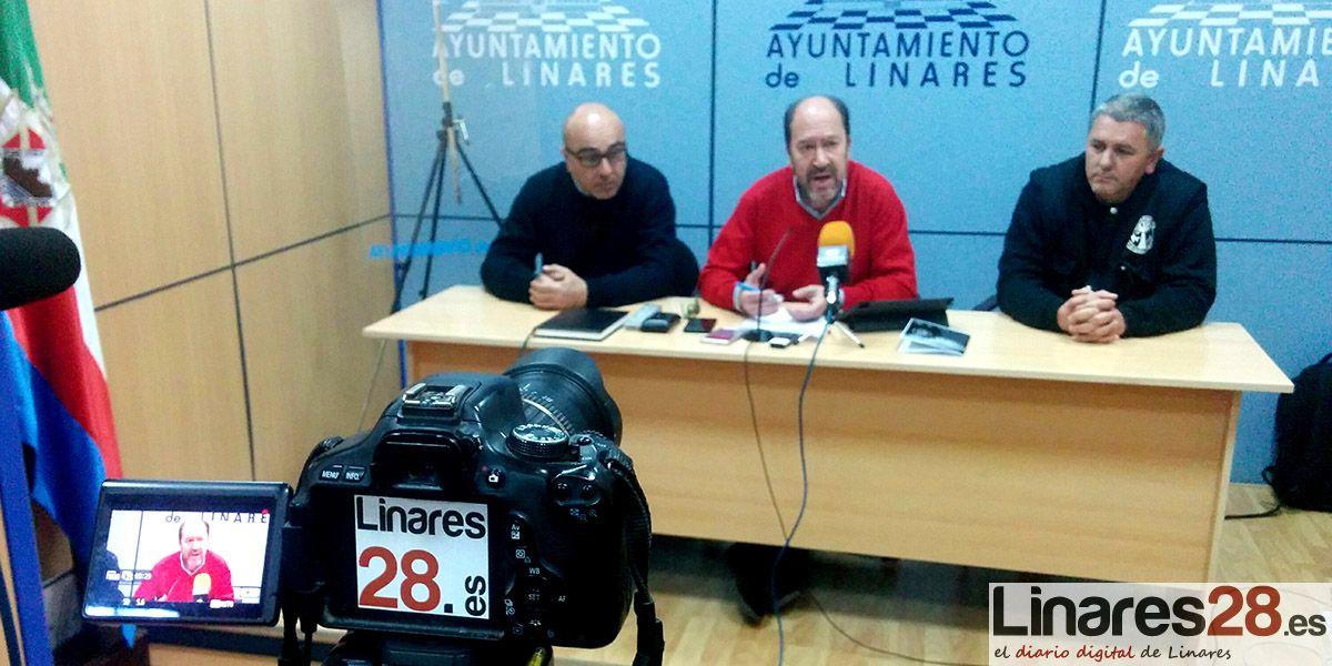 Alumnado del Colegio ACEL replantará la 'Puerta Verde de Linares'