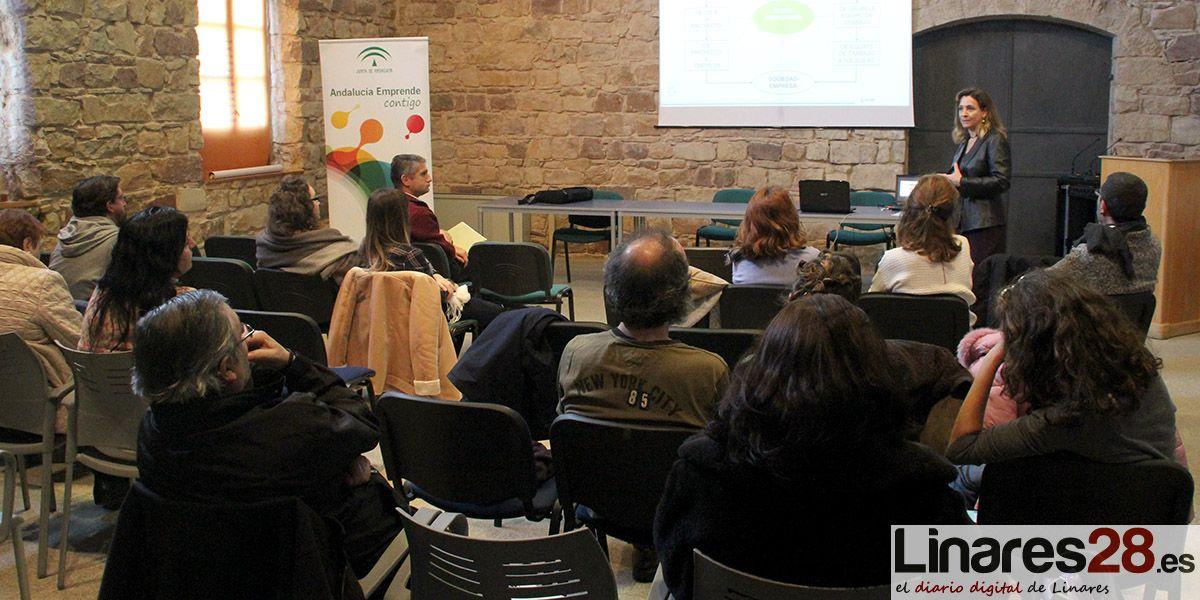 Linares busca diez proyectos de emprendimiento colectivo