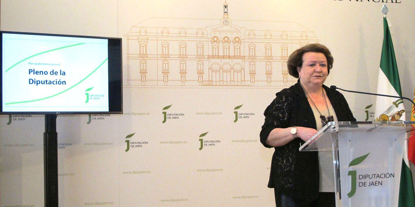 La Diputación destinará 15,3 millones de sus remanentes a obras, servicios, planes de empleo y caminos rurales