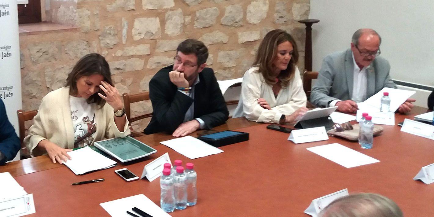 Joaquín Robles reclama el cumplimento del Plan Linares Futuro como la ITI particular de la ciudad