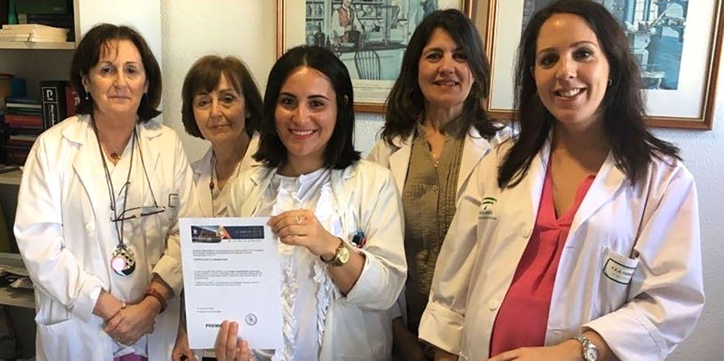 Un estudio de profesionales del Hospital de Linares logra el primer premio en el último congreso de la Sociedad Andaluza de Farmacia