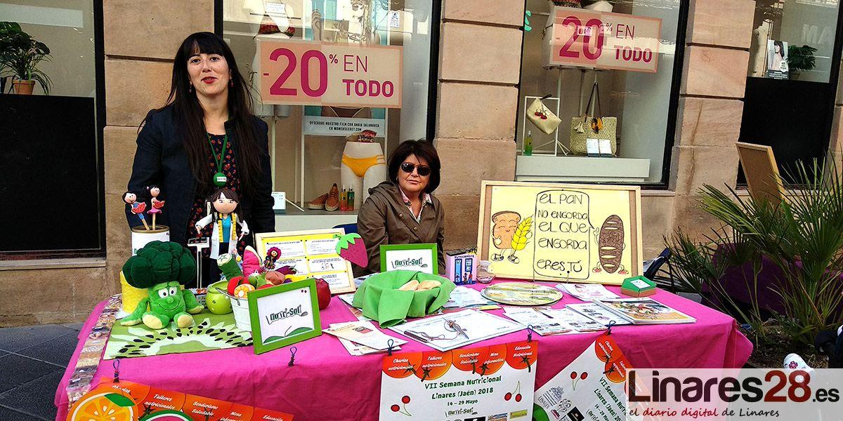 Linares vive su VII Semana Nutricional Linares