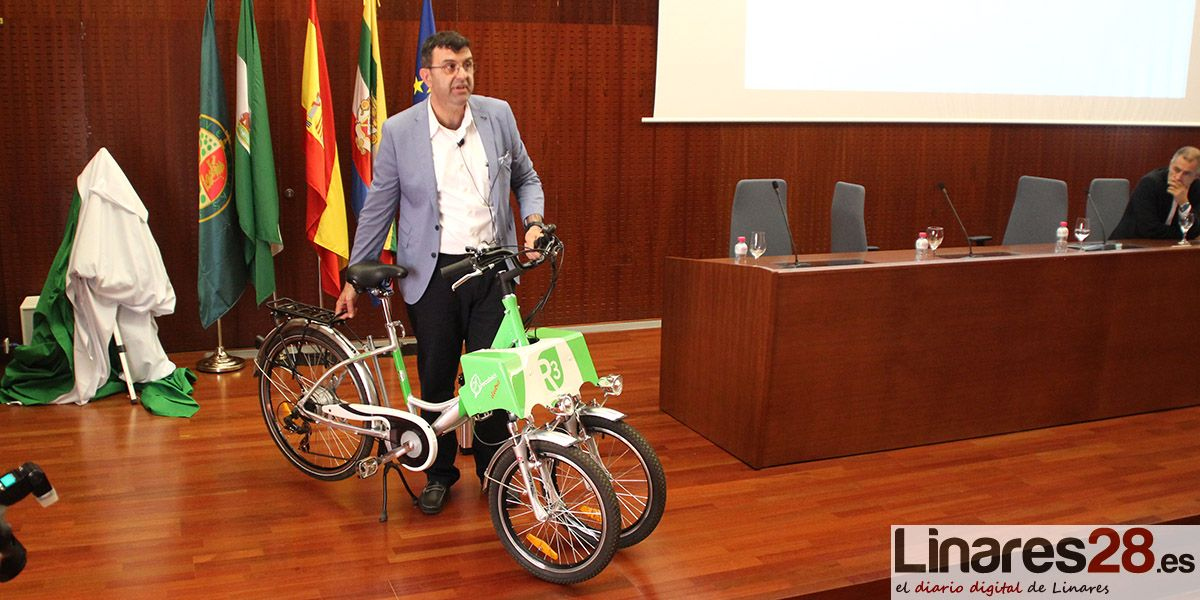 Apuesta por la movilidad ecológica desde Linares