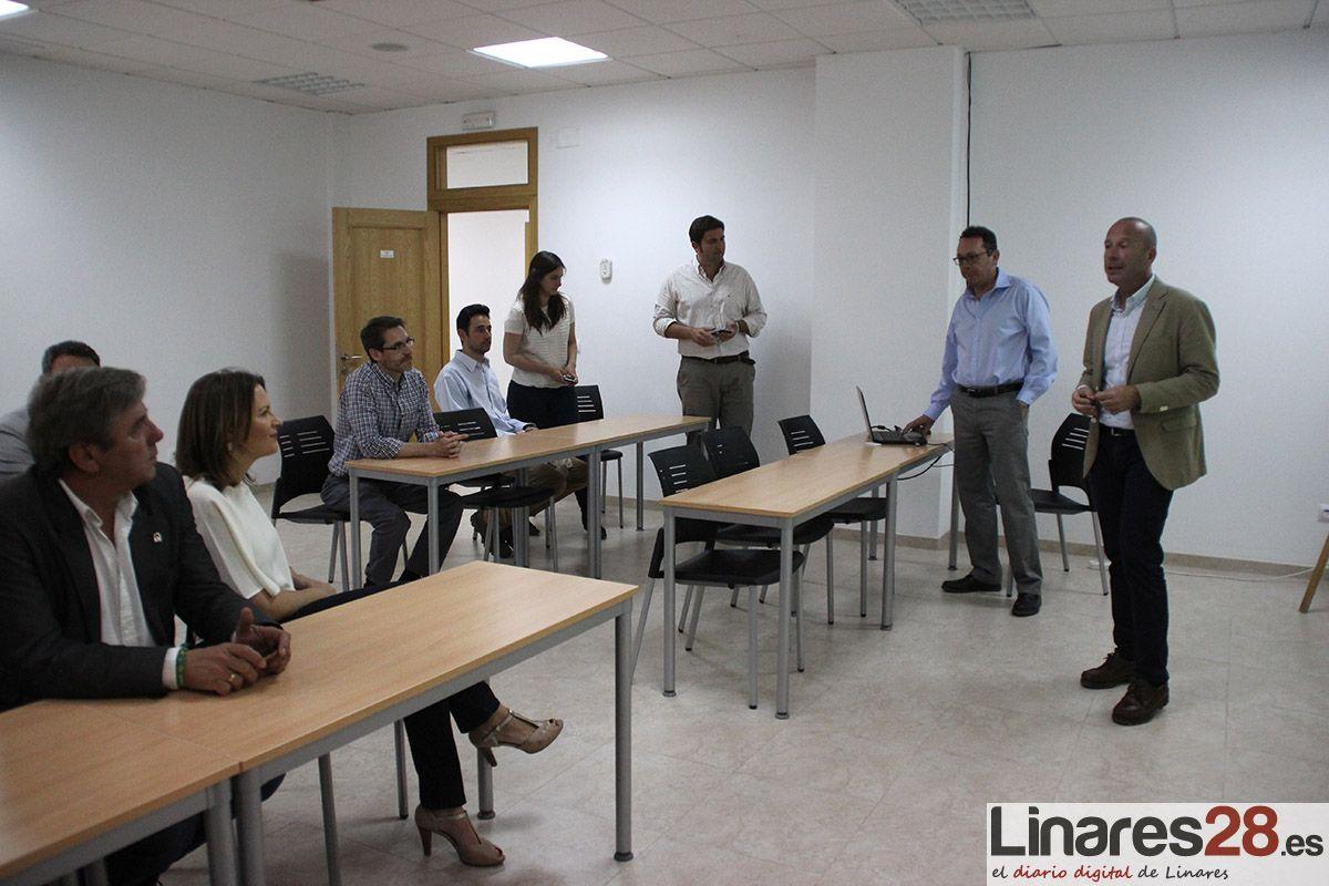 Sacyr Industrial produce en su planta de Linares energía eléctrica procedente de biomasa agrícola y forestal