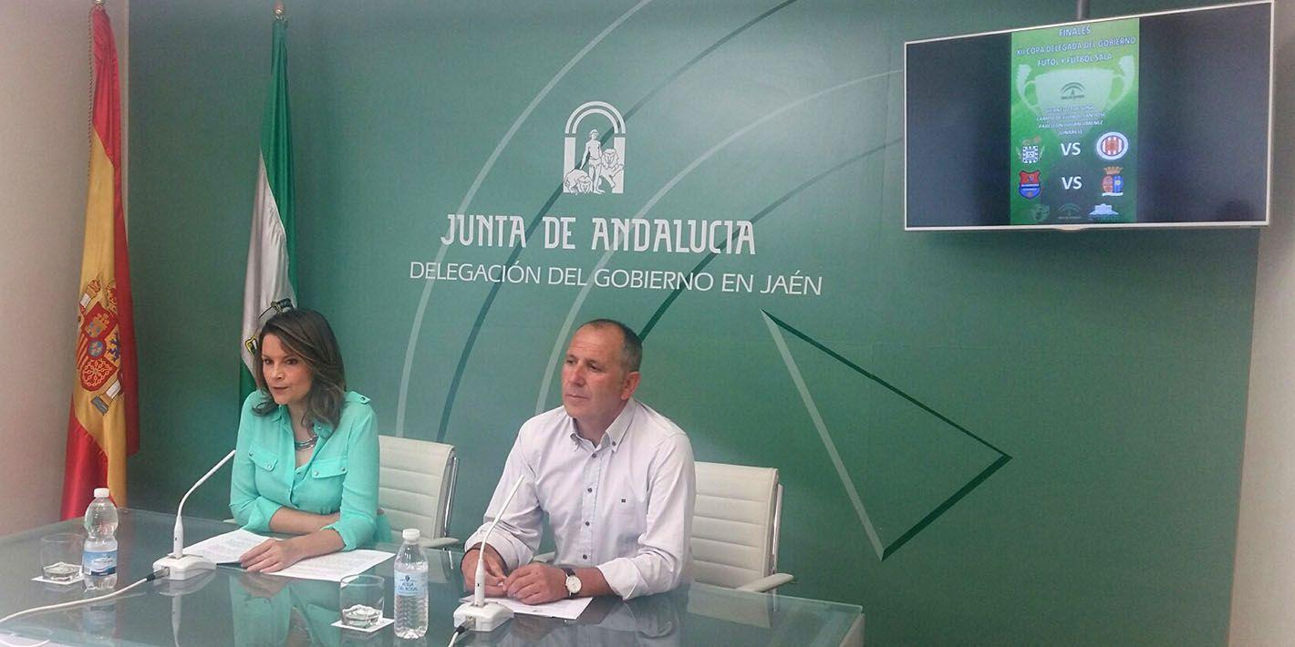 Linares acoge este viernes las finales de la Copa Delegada