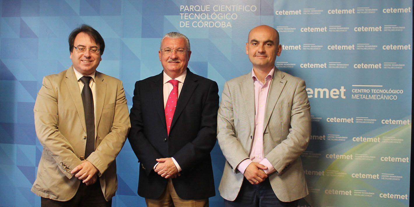 CETEMET abre nueva delegación en el Parque Científico Tecnológico de Córdoba Rabanales 21