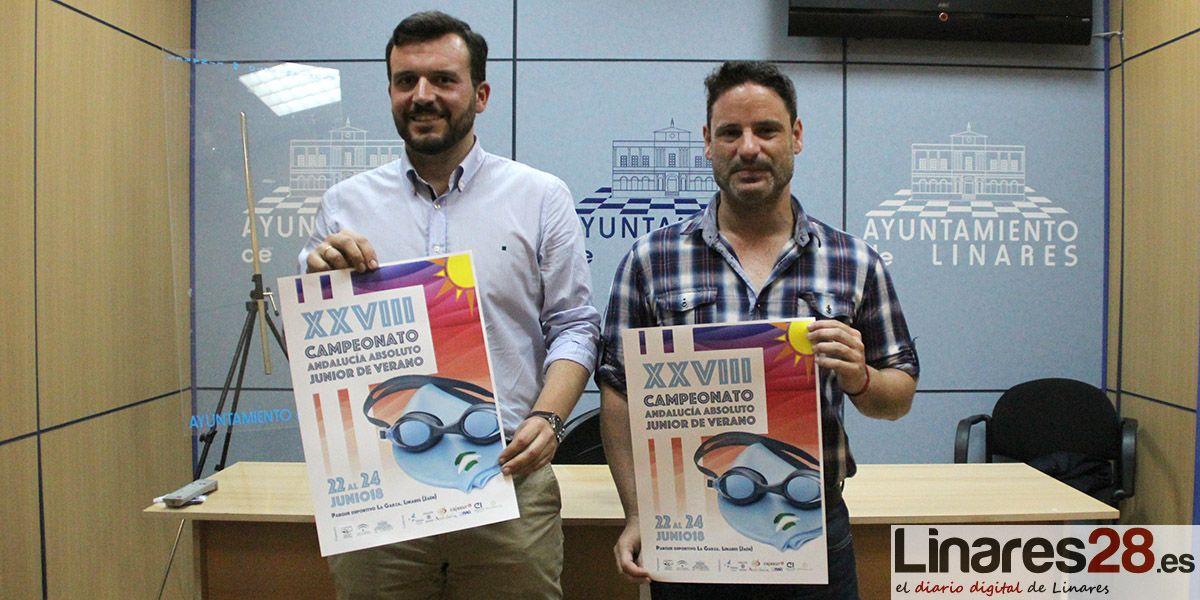 'La Garza' recibe este fin de semana a 500 nadadores y nadadoras de toda Andalucía