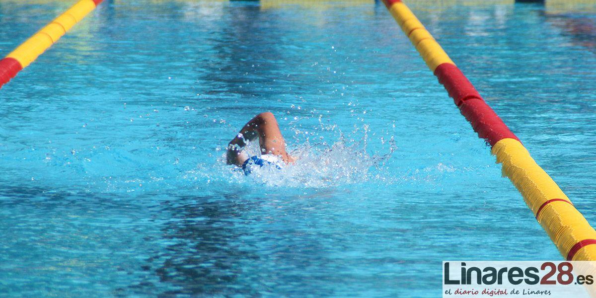 Casi 700 nadadores participan este fin de semana en el 'XXX Campeonato de Andalucía de Jóvenes Nadadores' en La Garza
