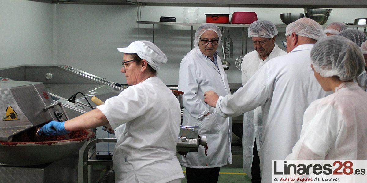 VÍDEO | 'Gourmet Cazorla' da surtido desde Linares a las principales superficies alimentarias de España