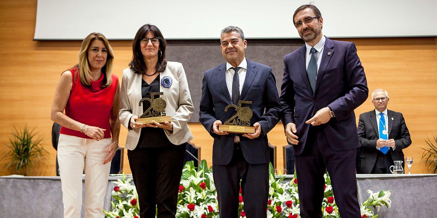 La UJA celebra el acto de conmemoración del 25 aniversario de su creación
