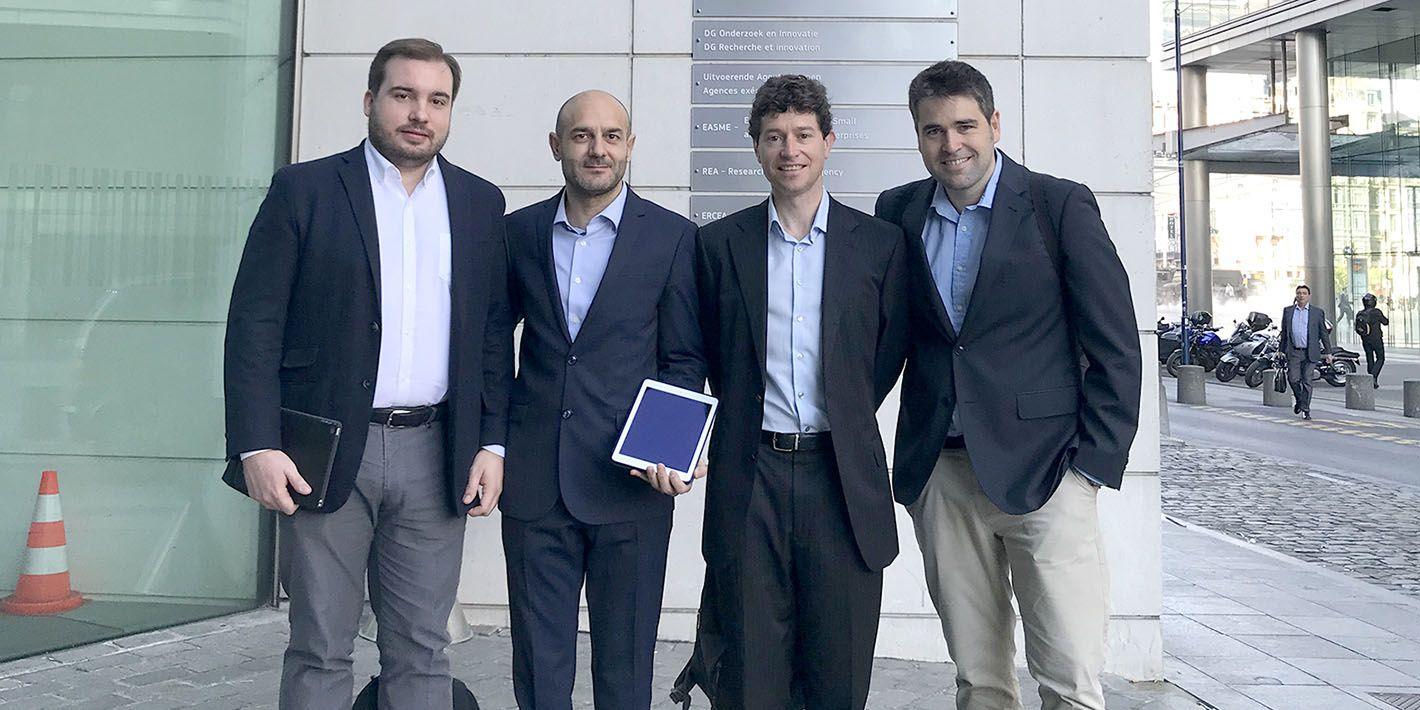 Una spin-off de la EPSL, entre las siete empresas españolas seleccionadas para recibir financiación por la Comisión Europea para su desarrollo e internacionalización