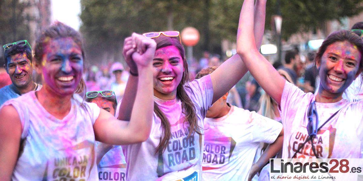 Linares cerrará su Verano joven con la gran Fiesta de los Colores 'Holi Colours'
