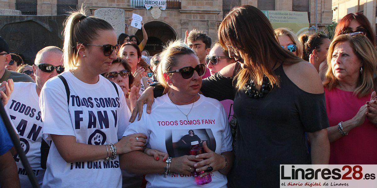 VÍDEO | Linares clama contra la basura machista