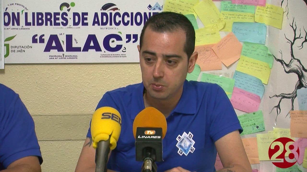 ALAC presenta su campaña contra las adicciones