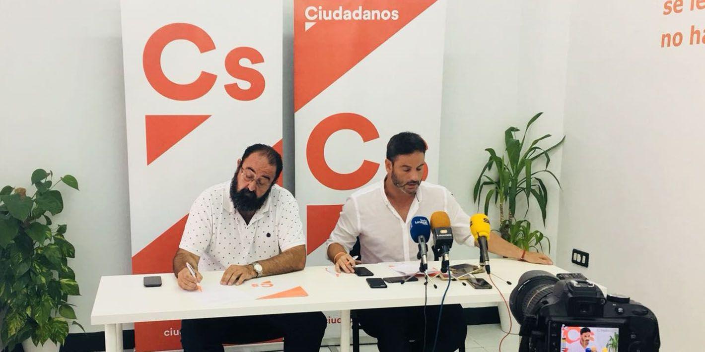 VÍDEO | Ciudadanos no apoyará la moción de censura contra Fernández