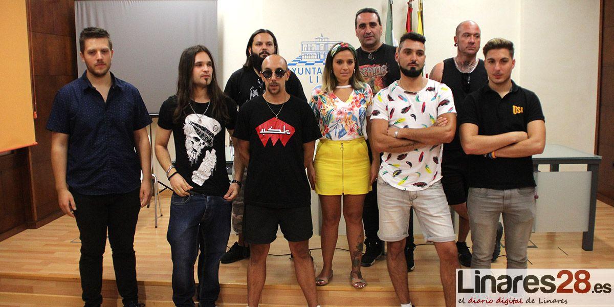 Catorce grupos y artistas de Linares actuarán en la nueva Caseta Multiusos de Feria