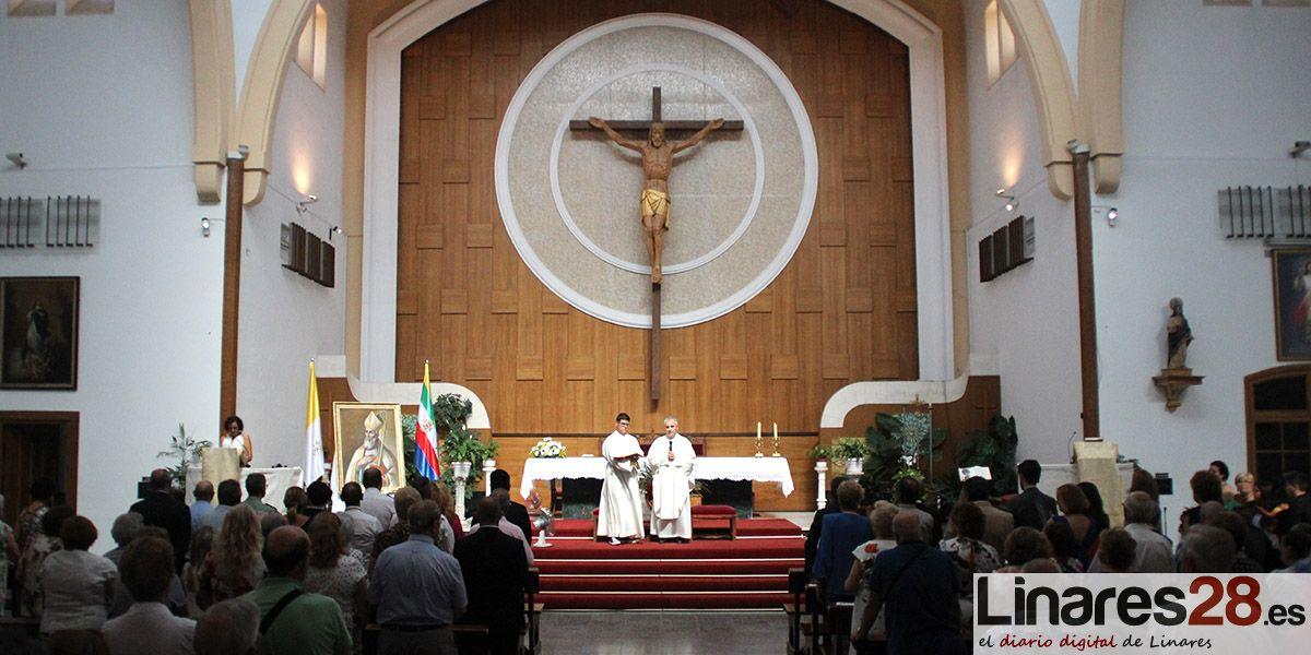 Solemne misa en el día de San Agustín