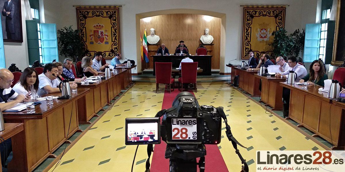 NUEVO GOBIERNO – Linares ya cuenta con un nuevo Equipo de Gobierno
