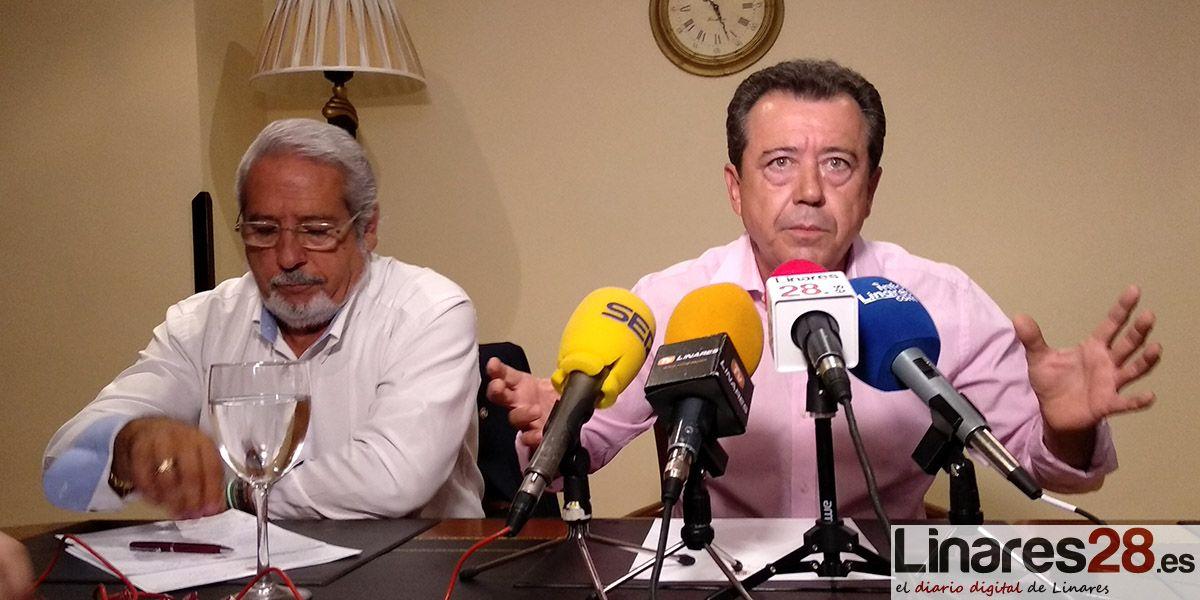 """Juan Fernández asevera que se le ha urdido una trampa para llegar a esta situación en el caso de que """"fuera necesario"""""""