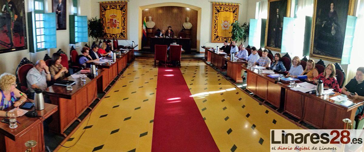 VÍDEO ÍNTEGRO | Pleno Ordinario del Ayuntamiento de Linares