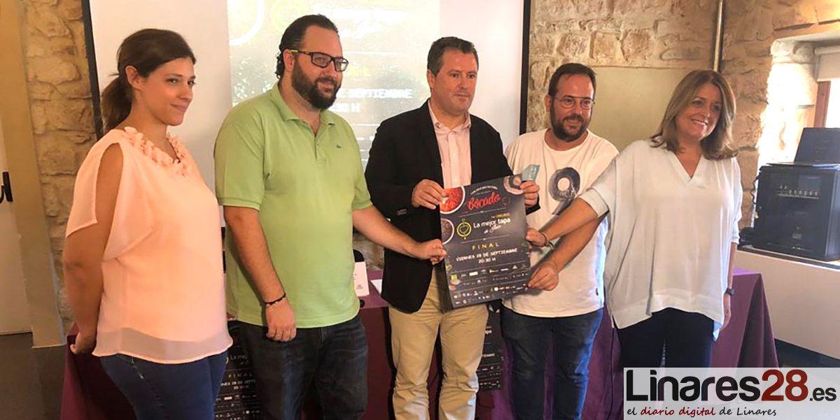 Linares acoge la final del I Concurso Gastronómico 'La Mejor Tapa de Jaén'