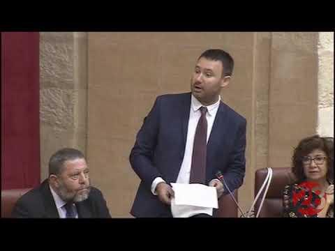 """Daniel Campos afirma que la ITI tendrá en """"Linares y su comarca un eje de preferencia"""""""