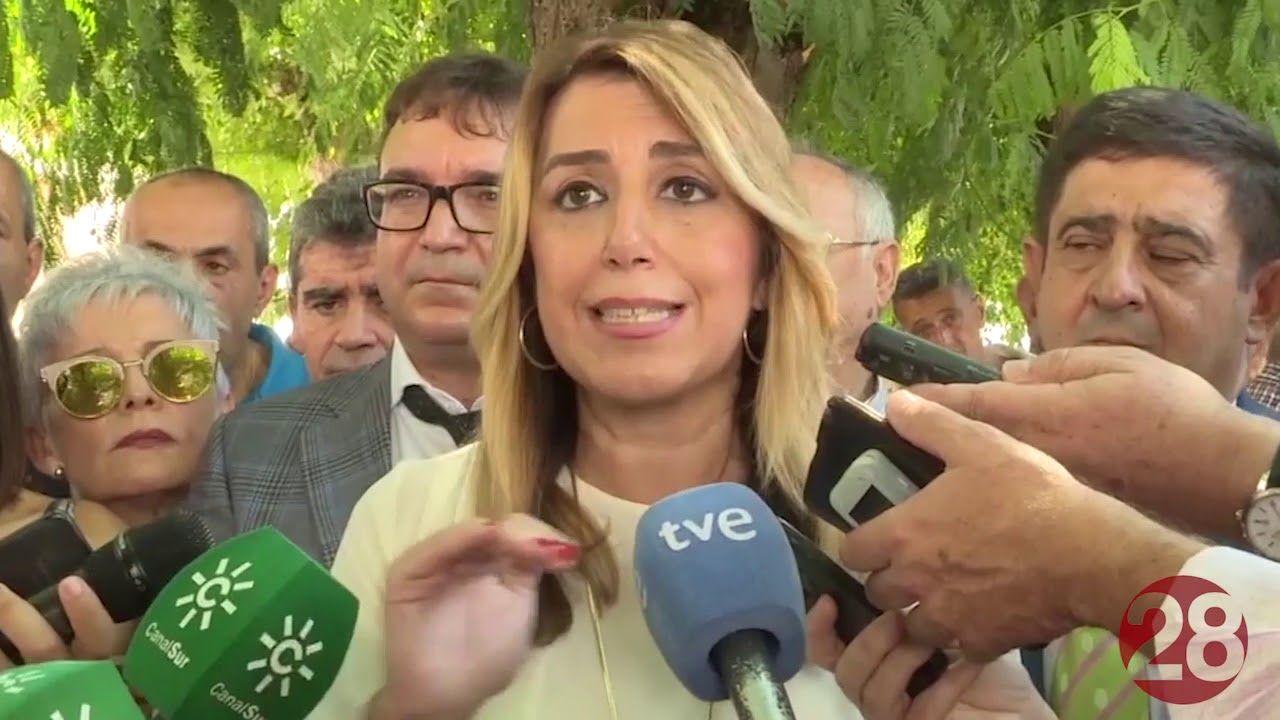 VÍDEO | El Gobierno andaluz aprobará el martes el modelo de gobernanza de la ITI