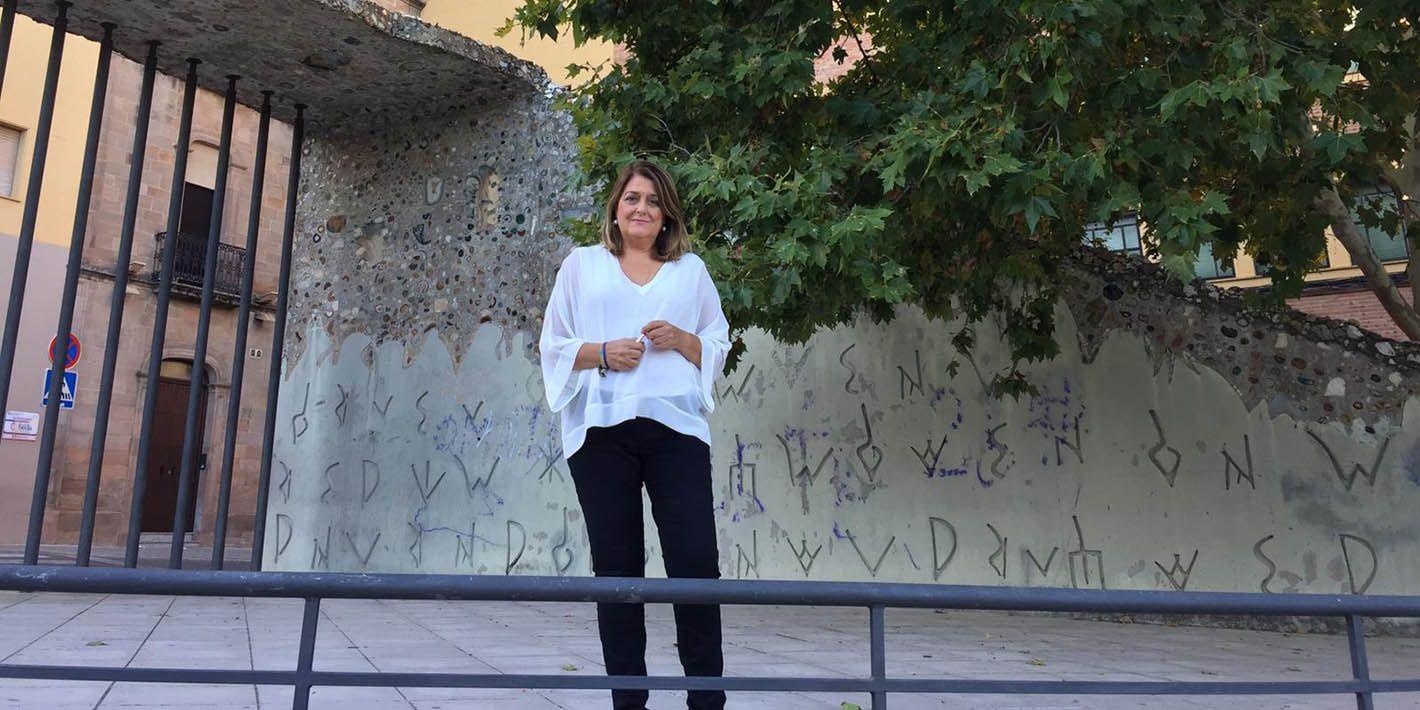El PP propone la puesta en valor de la obra 'Los Tres Pasos' ubicada en la Plaza del Ayuntamiento